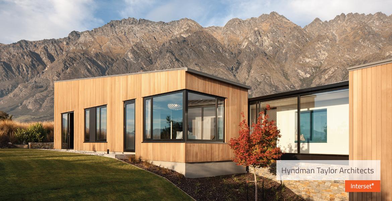 Wood Cladding On S Build House